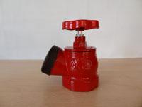 КПК 65-1 чугунный  125° муфта - цапка